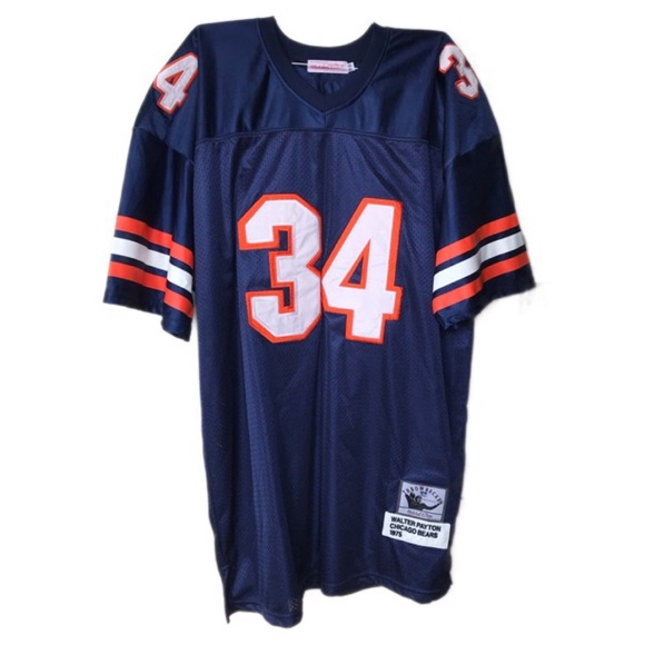 detailed look 29d89 ece6a Mitchell &Ness Walter Payton throwback jersey